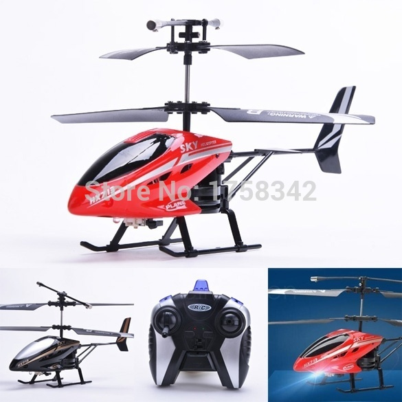 Helicopter remote control electric led head light outdoor for Motorized outside air damper